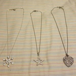 Claire's Necklaces
